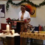 Joyce Rapier Kwanzaa 2017